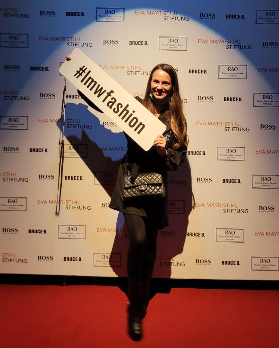 """Minela Fisic besuchte """"Fashion?! Was Mode zu Mode macht"""" in Stuttgart"""