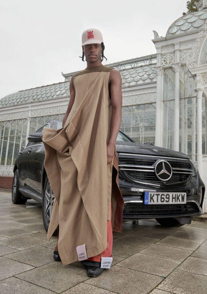 Mercedes-Benz beim 35. Hyères Festival