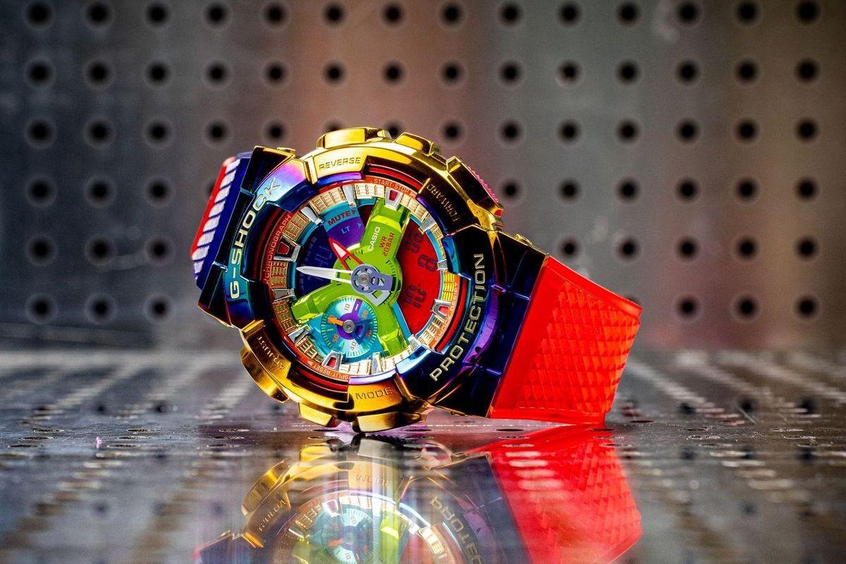 G-Shock - MTG-B1000VL-4AER - 999,- Euro