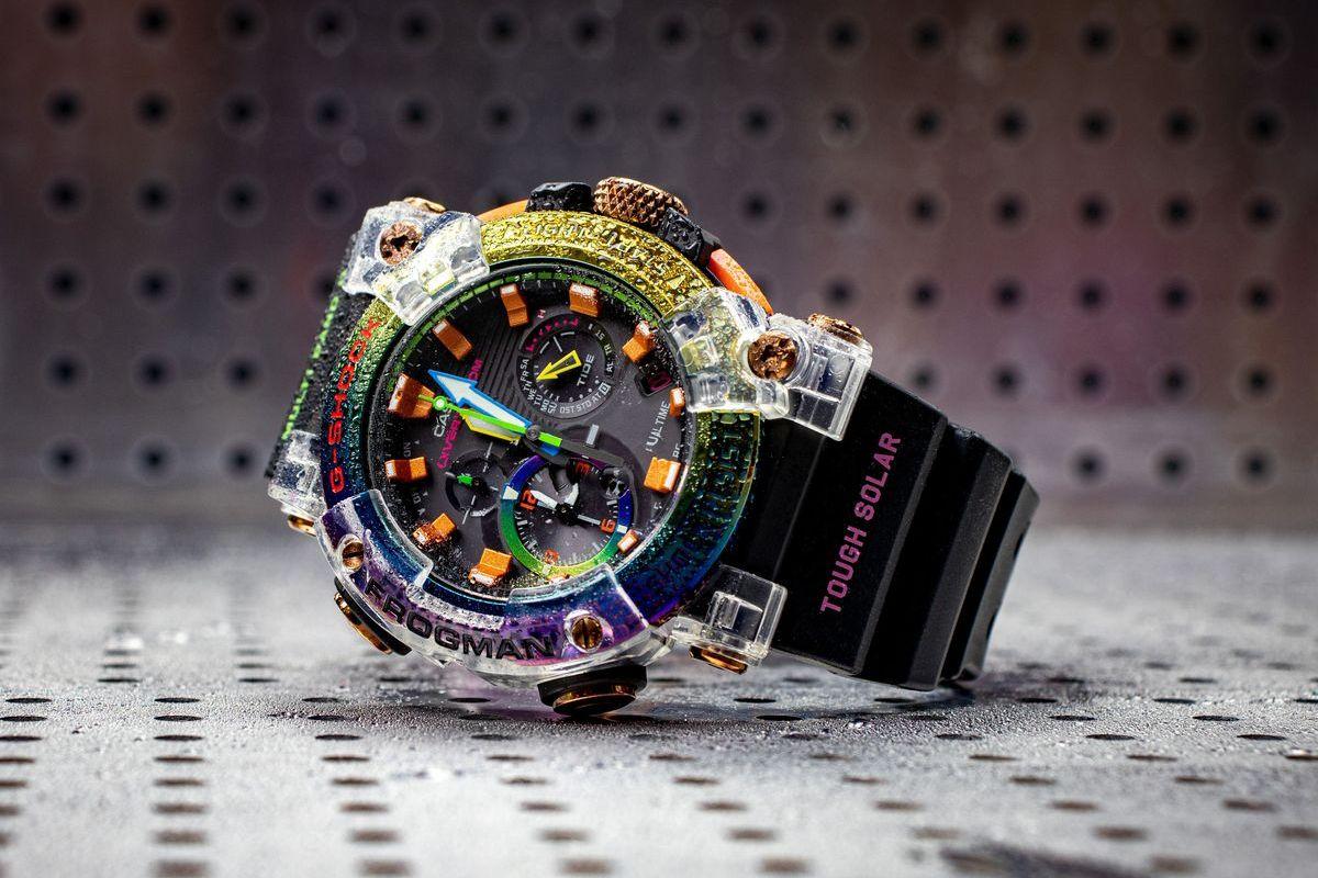 G-Shock - GWF-A1000BRT-1AER - 999,- Euro