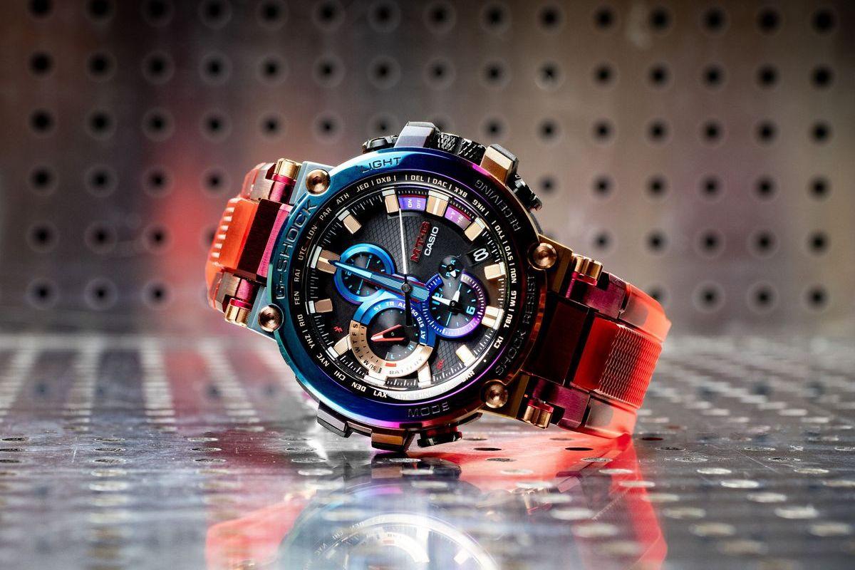 G-Shock - GM-110RB-2AER - 279,- Euro