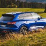 #Test Volkswagen Touareg R (2021): Nachhaltige Potenz