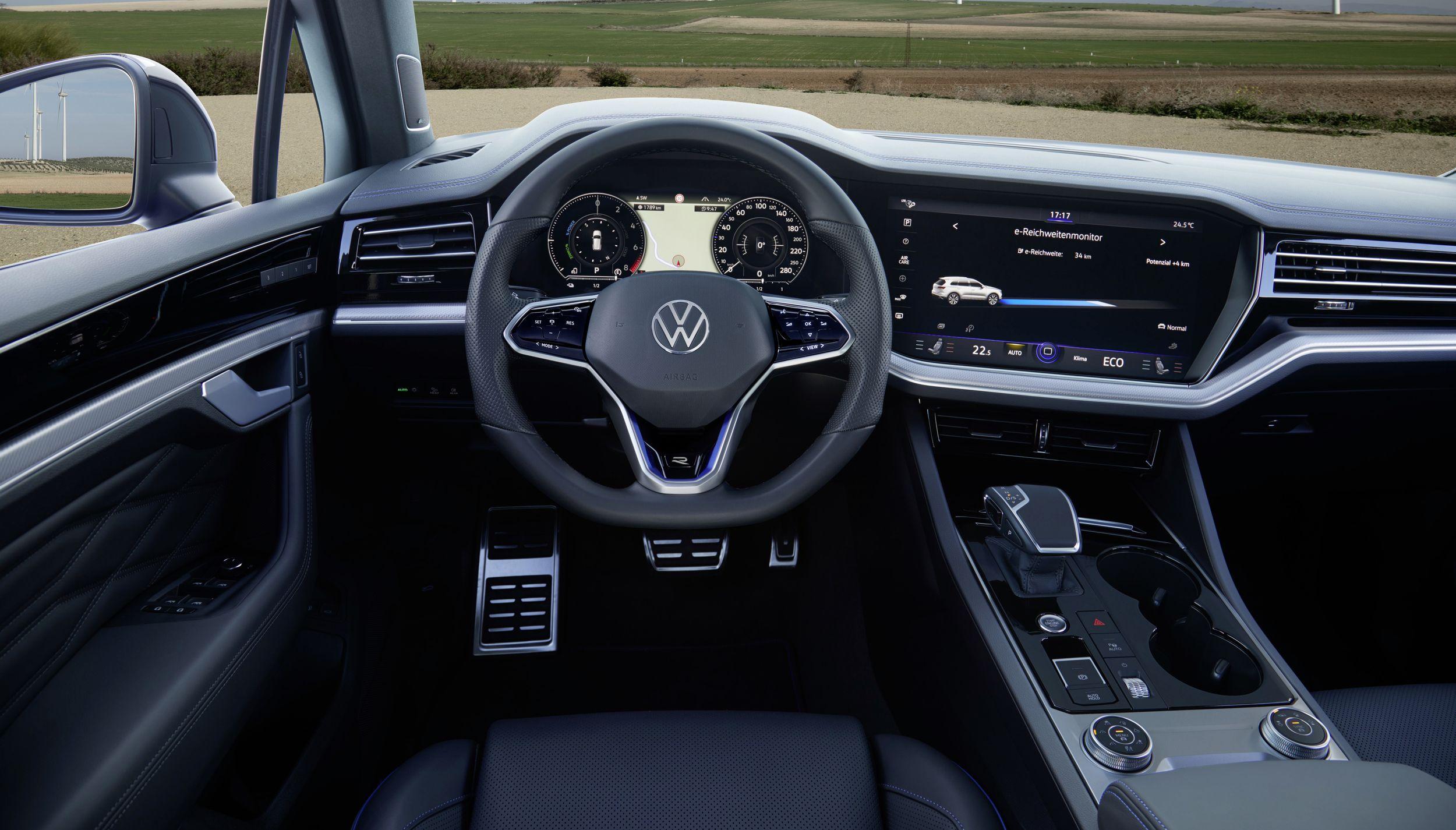 Volkswagen Touareg R (2021)