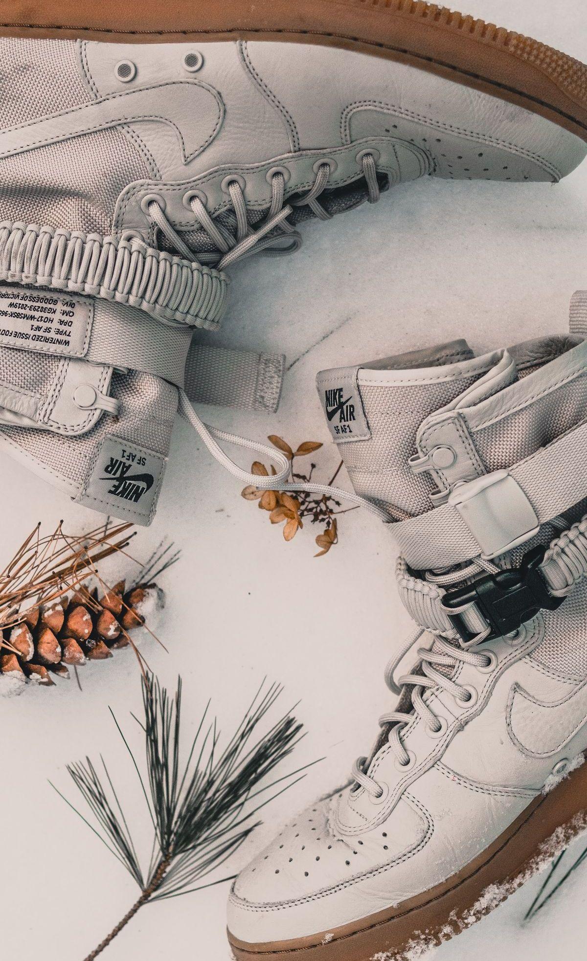 Die Schuhe der Saison