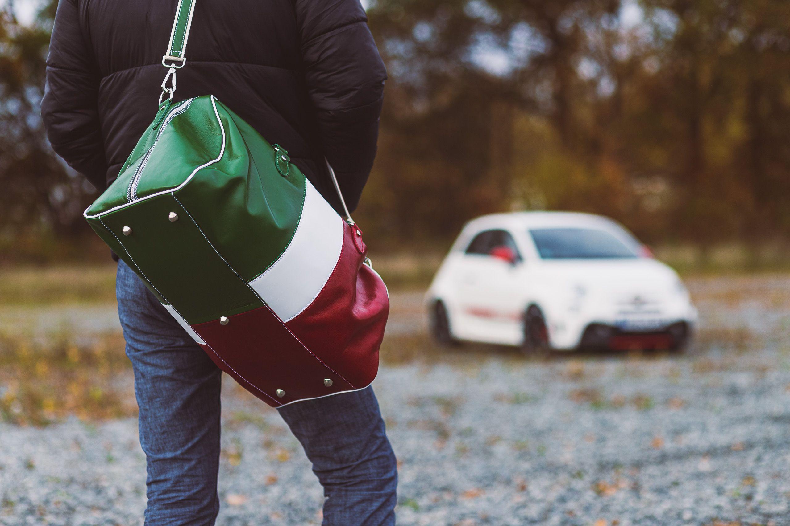 Fantini Pelletteria: Reisetasche Italia