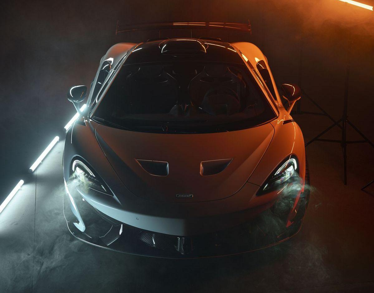 McLaren 620R by Novitec