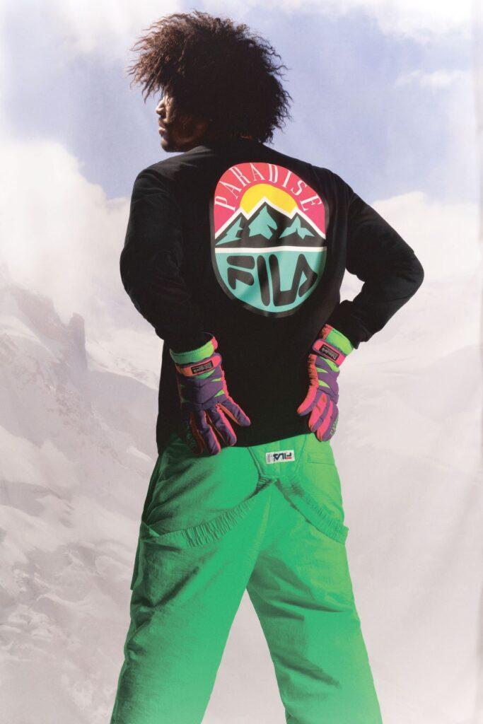 UO x FILA Paradise Capsule Collection