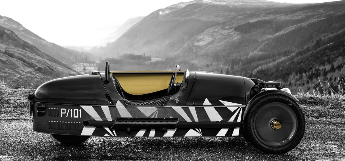 Morgan 3-Wheeler (P101)