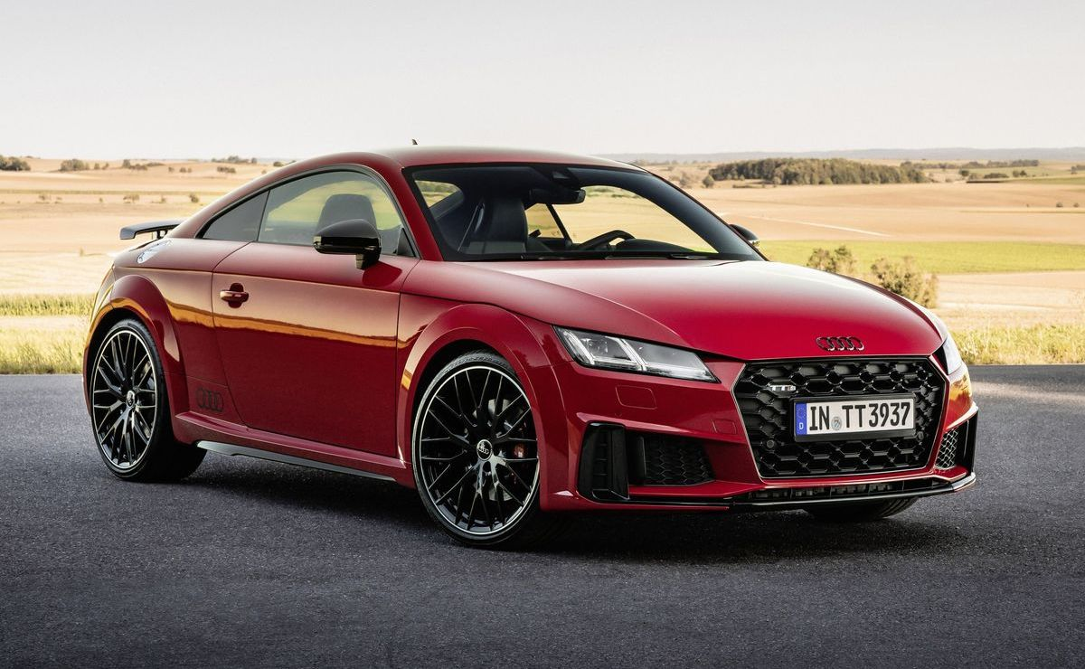 Audi TTS Competion Plus (2021)