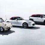 Mazda: Streng limitierte Anniversary-Sondermodelle