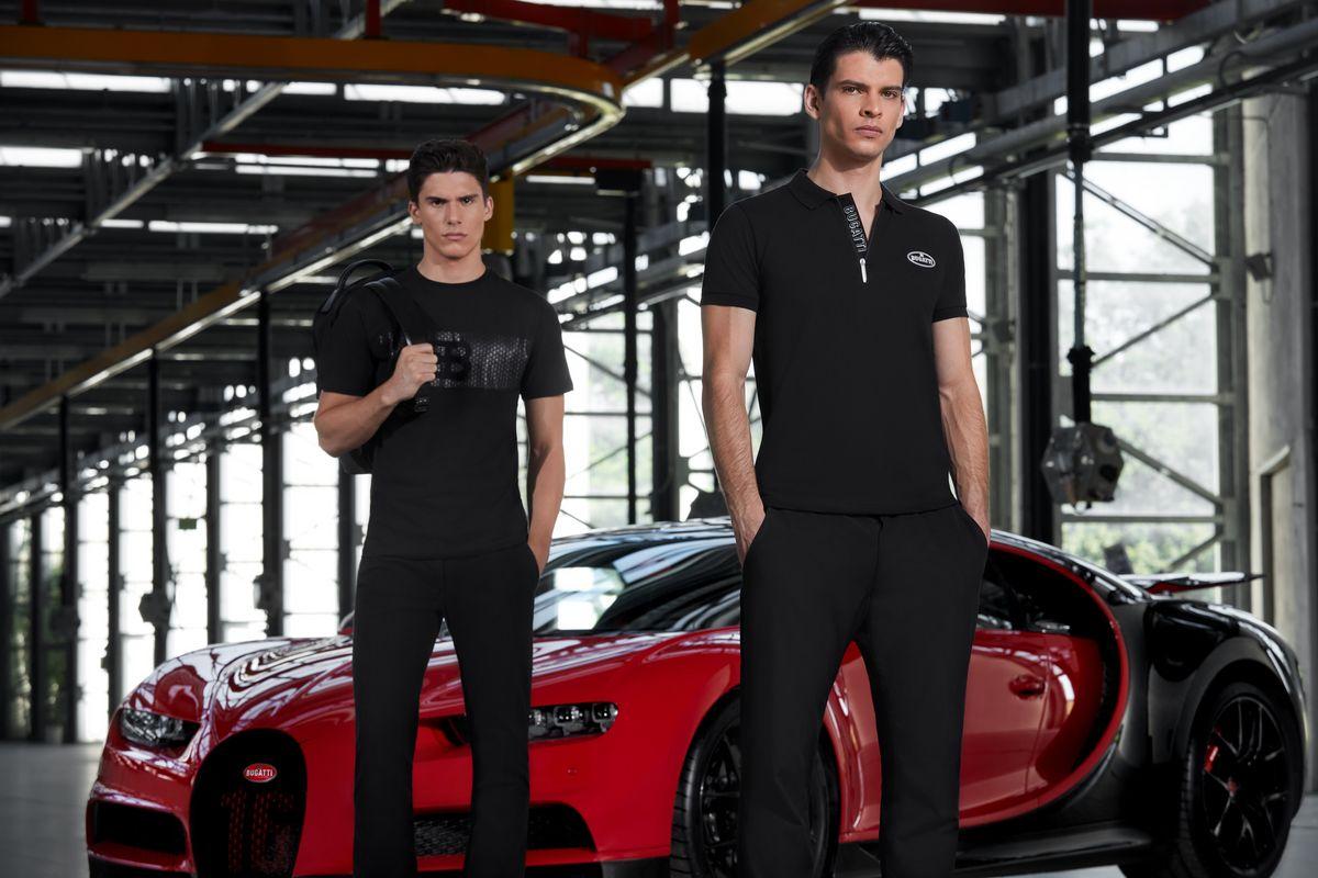 Lifestyle-Kollektion von Bugatti