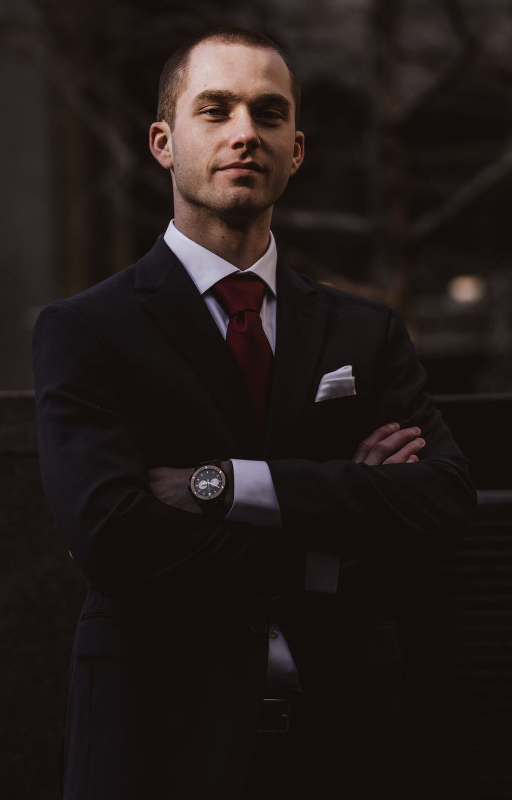 Business-Outfit für Männer