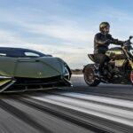 Ducati Diavel 1260 Lamborghini: Supersportwagen-Gene auf zwei Rädern