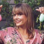 Maskegg: Tasja Jauns erfindet funktionalen Mund-Nasen-Schutz