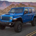 Nur gucken, nicht fahren: Jeep Wrangler mit 470 PS