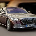 Luxury Driver only: Mercedes-Maybach S-Klasse
