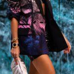 Fashion-Models tragen Luxusuhren von Audemars Piguet