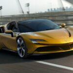 Ferrari SF 90 Spider: Geöffneter Luxus