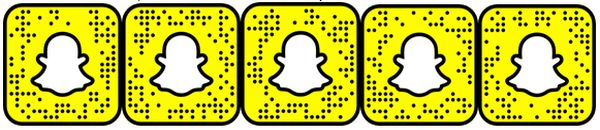 Snapcodes: Essence x Snapchat