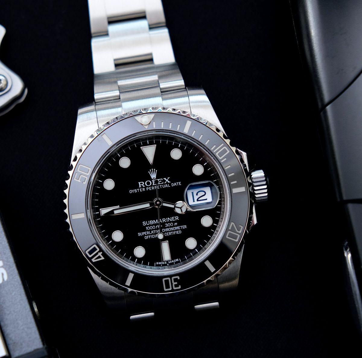Die Rolex Submariner ist der Luxusuhren-Traum der Deutschen.