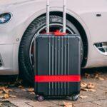 Montblanc x Pirelli: Trolley mit Grip