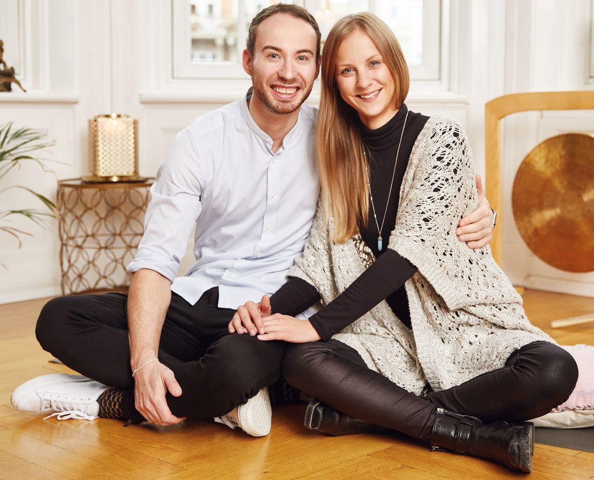 Darja Norschenko und Sven Schipper