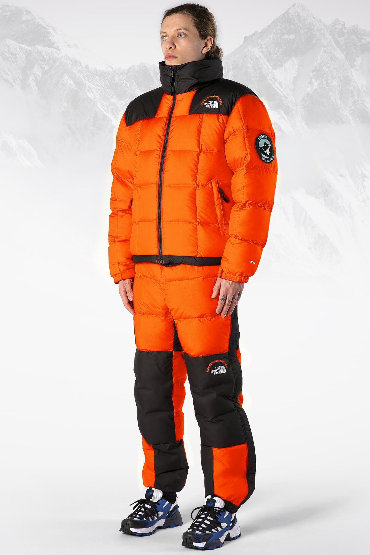 The North Face: Expedition System Capsule
