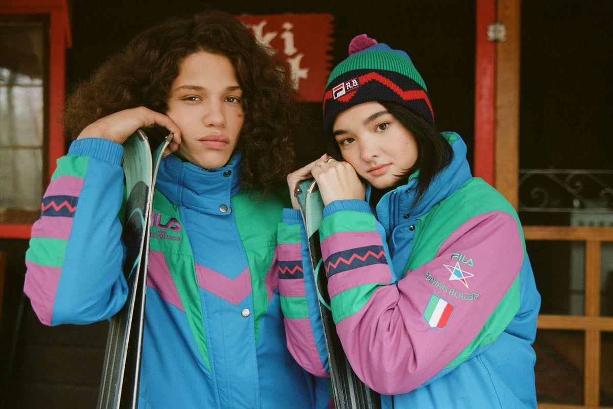 Rowing Blazers x Fila Ski