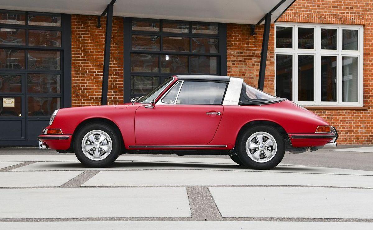 Porsche 911 S Targa (1967)