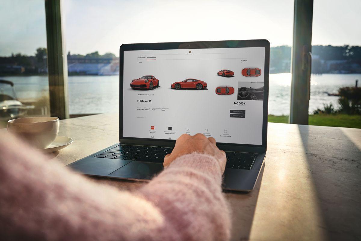 Porsche: Der Online-Vertrieb wächst