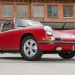 Erster Porsche 911 S Targa wiederbelebt