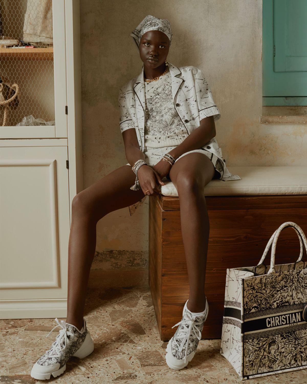 Chez Moi, Dior Loungewear
