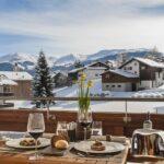 Schweiz: Virenfreie Luft im Bergdorf-Hotel