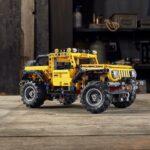 Ein Jeep Wrangler Rubicon für Spielkinder