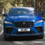 Der Jaguar F-Pace SVR wird schneller