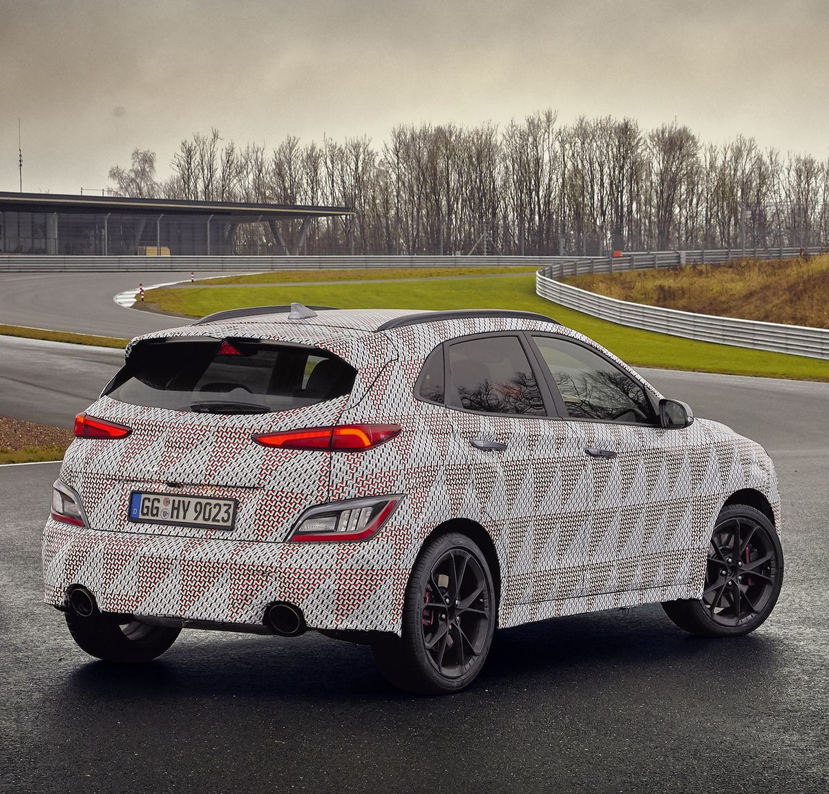 Hyundai Kona N Prototyp (2021)