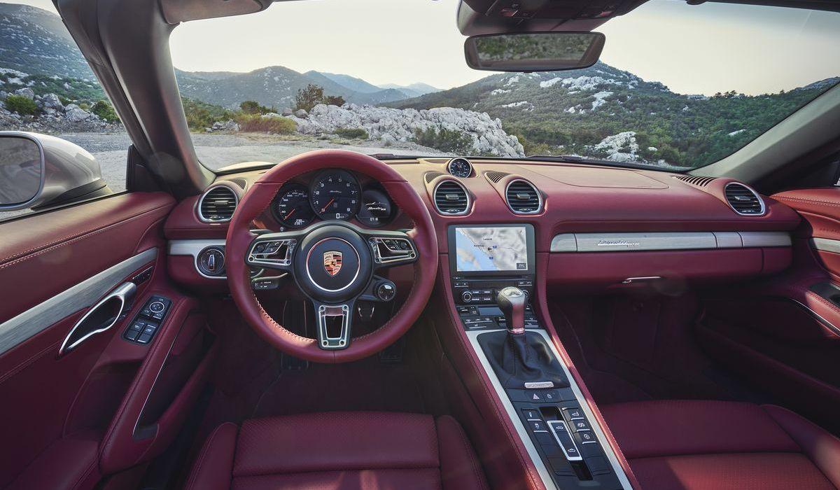 Porsche Boxster 25 Jahre