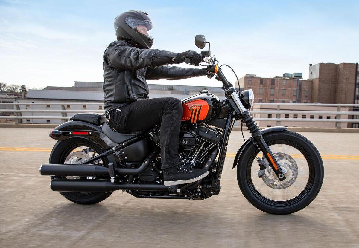 Harley-Davidson Street Bob 114