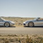 Der Porsche Boxster wird 25 Jahre alt
