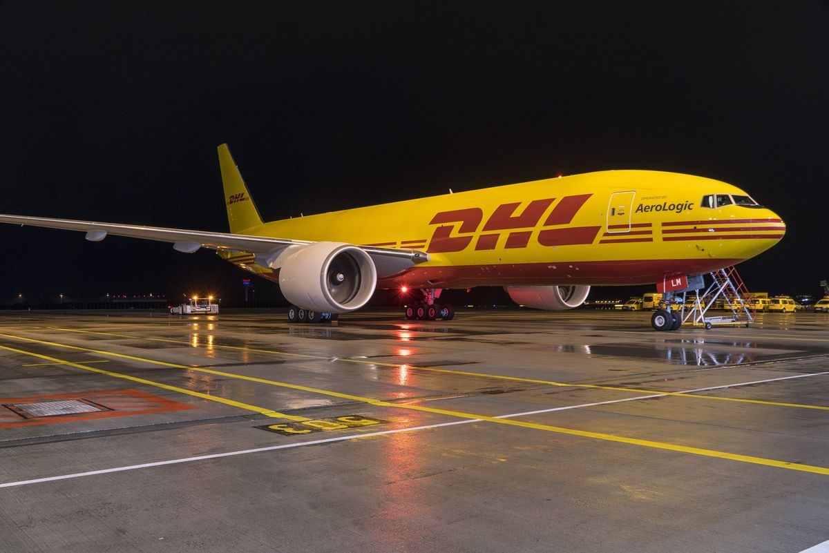DHL Express ordert weitere Boeing 777F