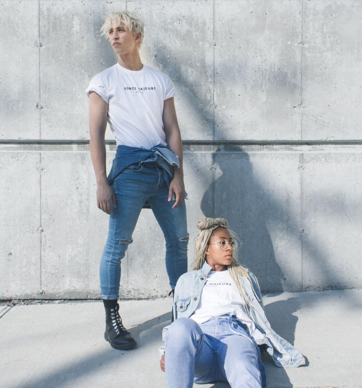 Items der Genderless-Fashion