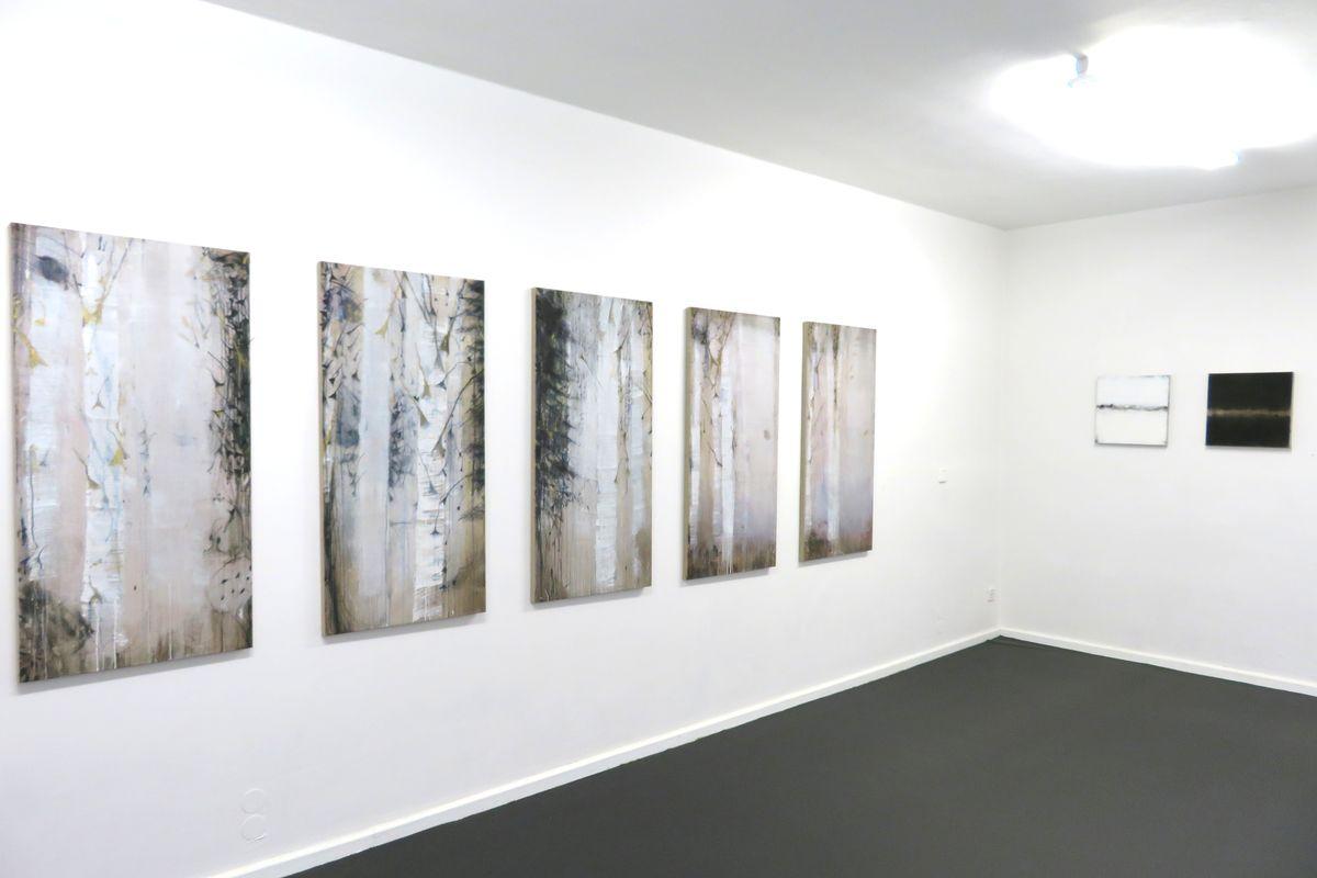 KejooPark - Wanderer, Galerie Anna25