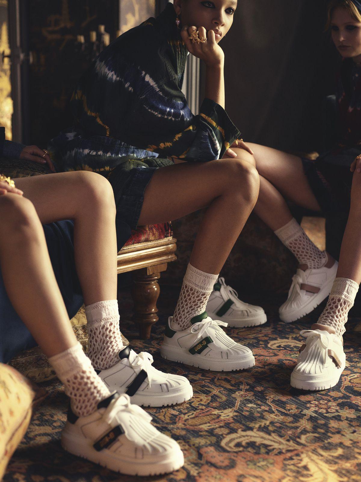 Der neue ID-Sneaker von Dior