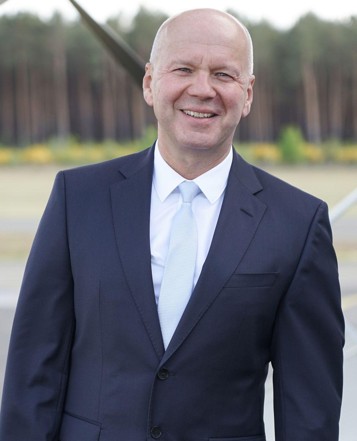 Peter Gatz, CEO der Private Wings Flugcharter GmbH