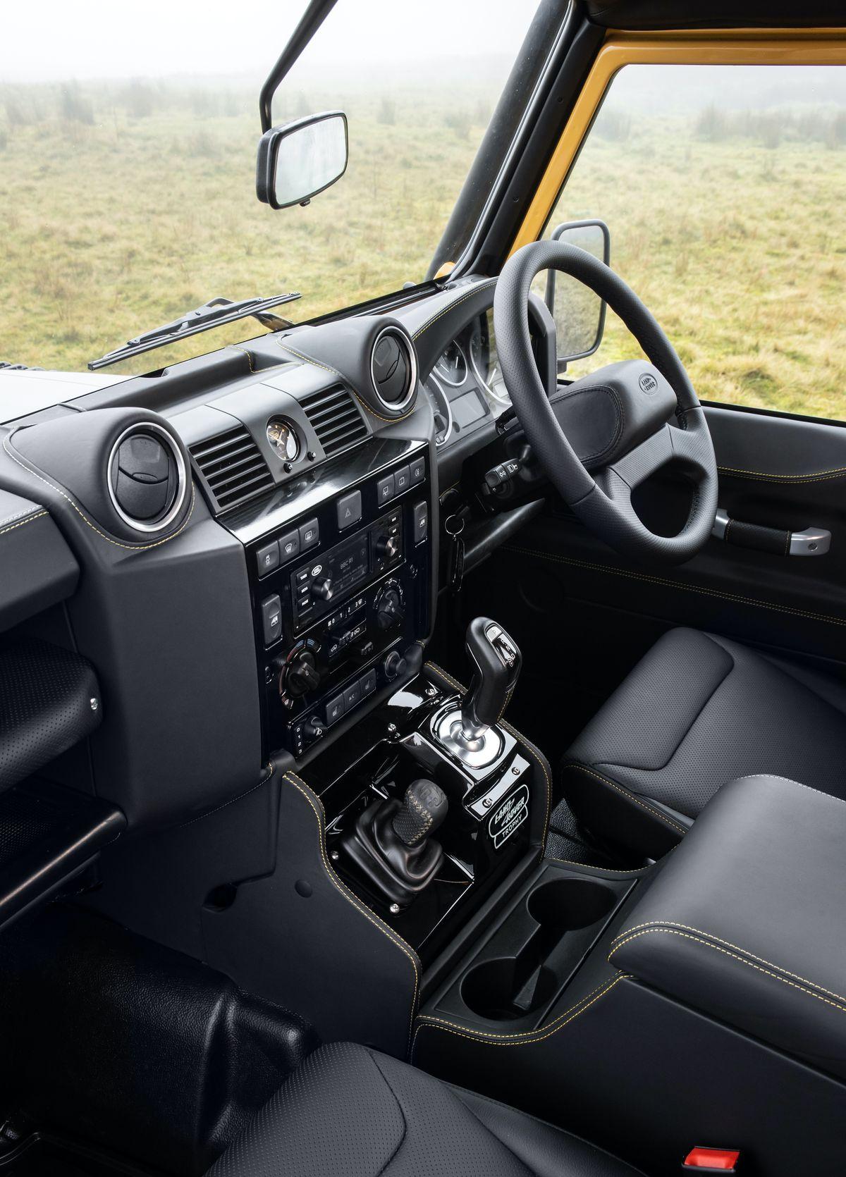 Land Rover Defender Works V8 Trophy