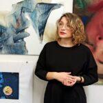 Interview Anna Franek: Kunstwerke in der Galerie Anna25