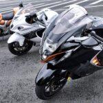 299 km/h auf der neuen Suzuki Hayabusa