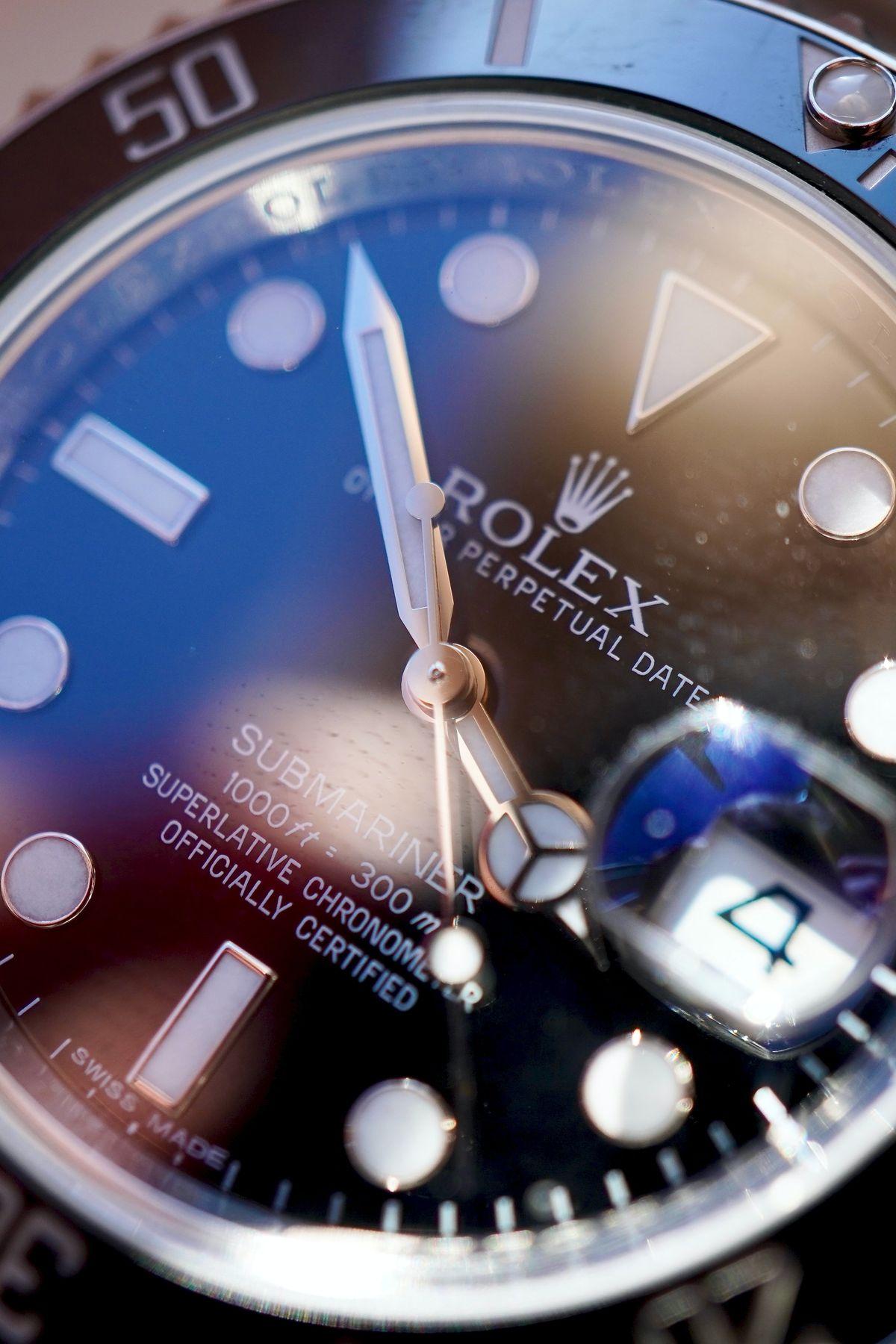 Fünf Dinge, die Sie nicht über Rolex wussten