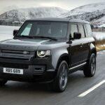 V8-Dampf für den Land Rover Defender