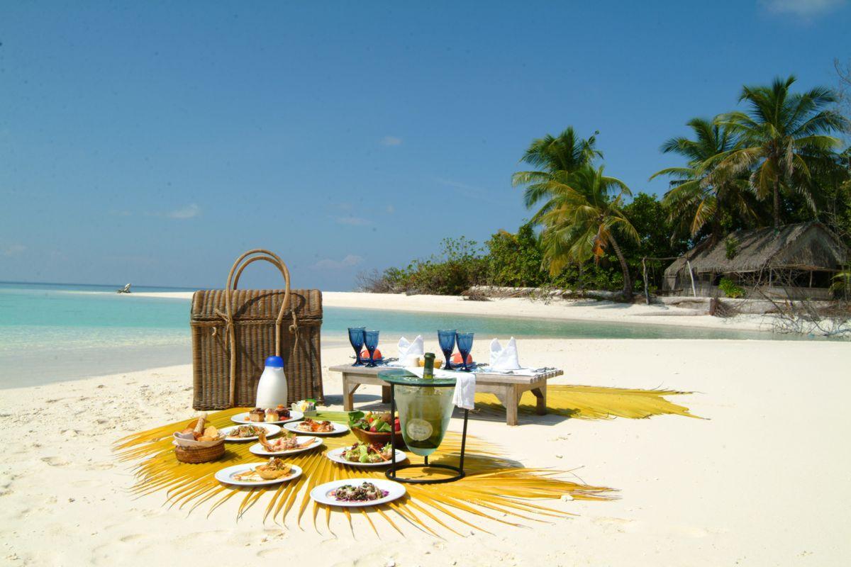 Romantische Malediven mit der Coco Collection